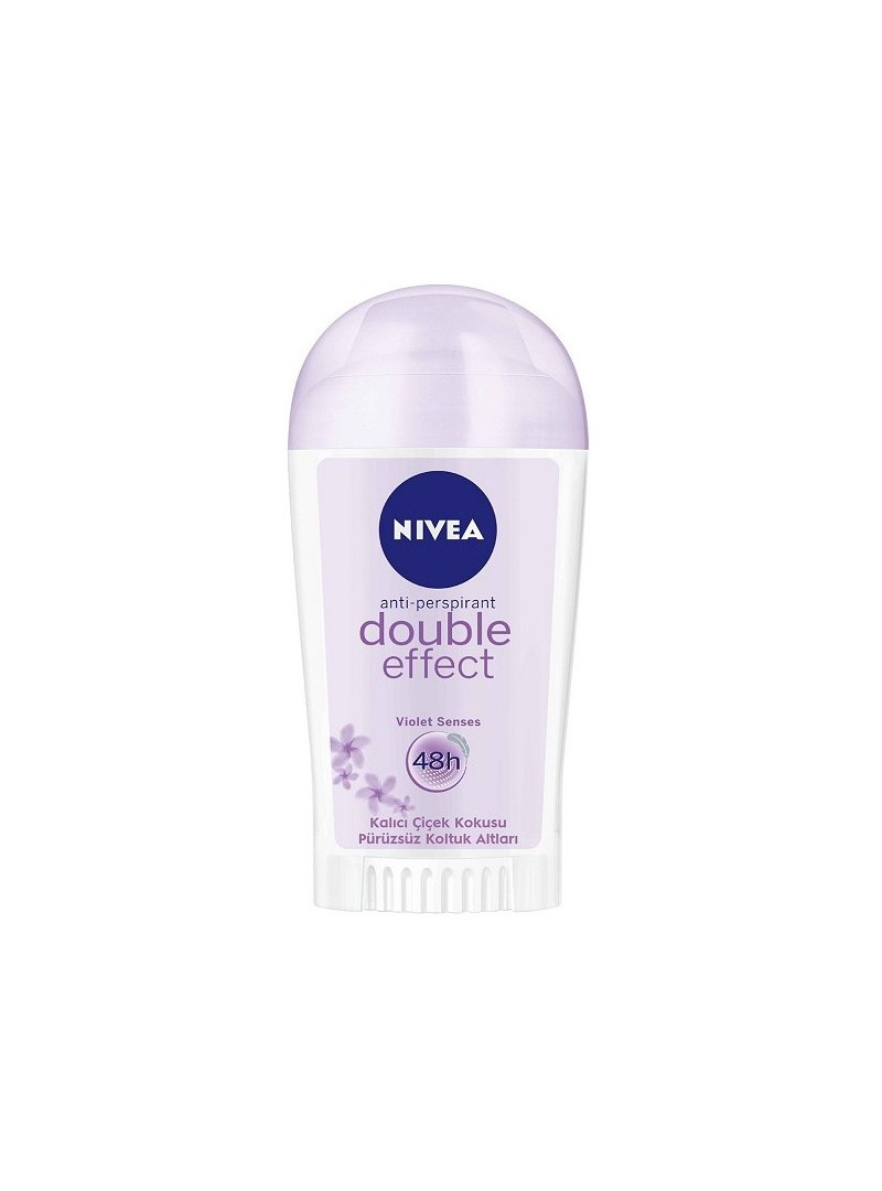 Nivea Deo Stick 40 ml Double Effect Bayan