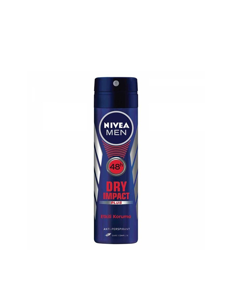 Nivea Deodorant 150 ml Dry Impact For Men Erkek