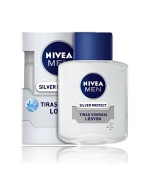 Nivea For Men Silver Protect After Shave Losyon 100 ml