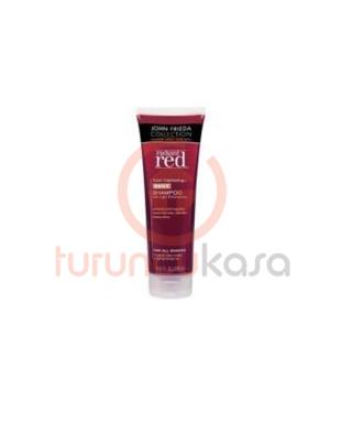 John Frieda Red Kızıl Saçlara Renk Koruyucu Şampuan