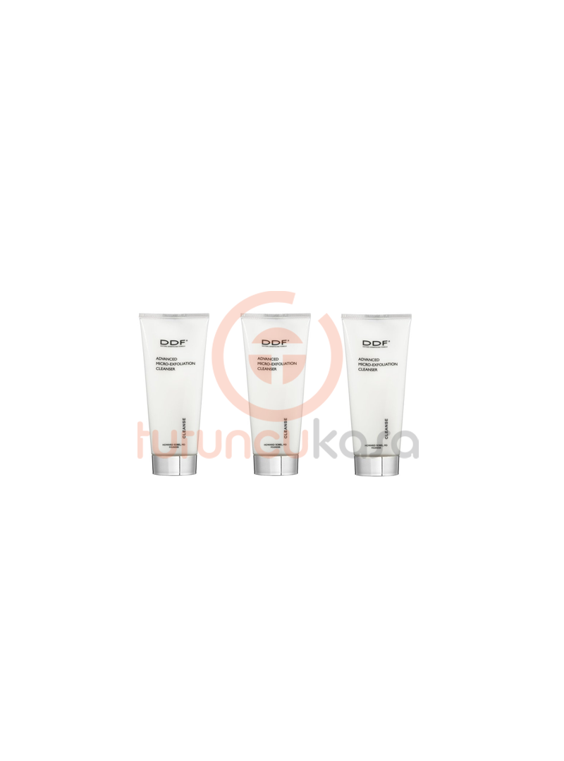 DDF Advanced Micro-Exfoliation Cleanser 60 ml - 3 Lü Paket