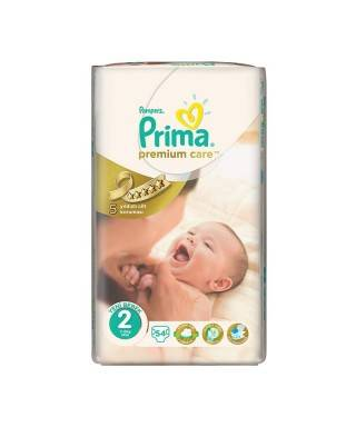 Prima Premium Care 2 Beden Mini 54`lü