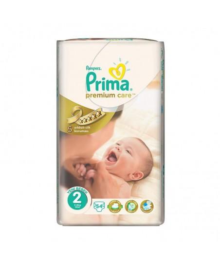 Prima Premium Care 2 Beden Mini İkiz Paket 54`lü