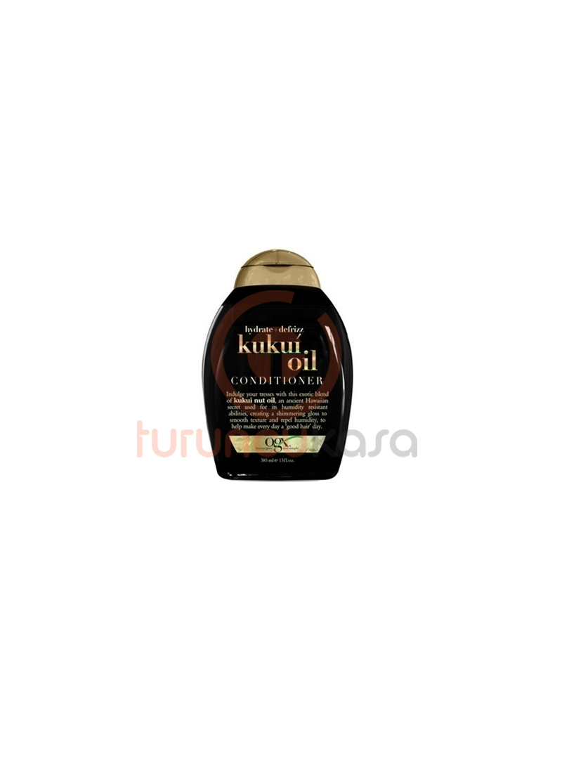 Organix Kukui Oil Defrizz Nem Conditioner 385 ml  Saç Bakım Kremi