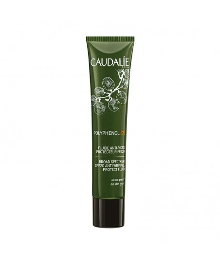 Caudalie Polyphenol C15 Anti Wrinkle Fluid SPF20 40ml