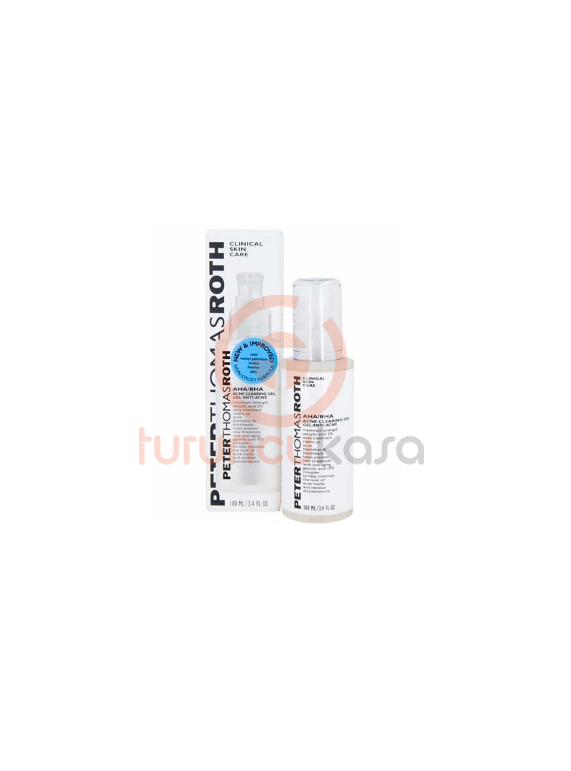 Peter Thomas Roth AHA / BHA Acne Clearing Gel 100 ml