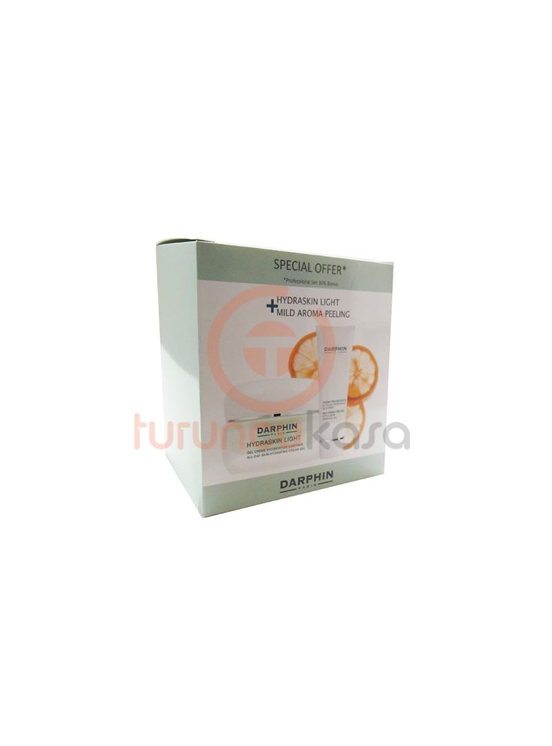 Darphin Hydraskin Light + Mild Aroma Peeling Professional Set