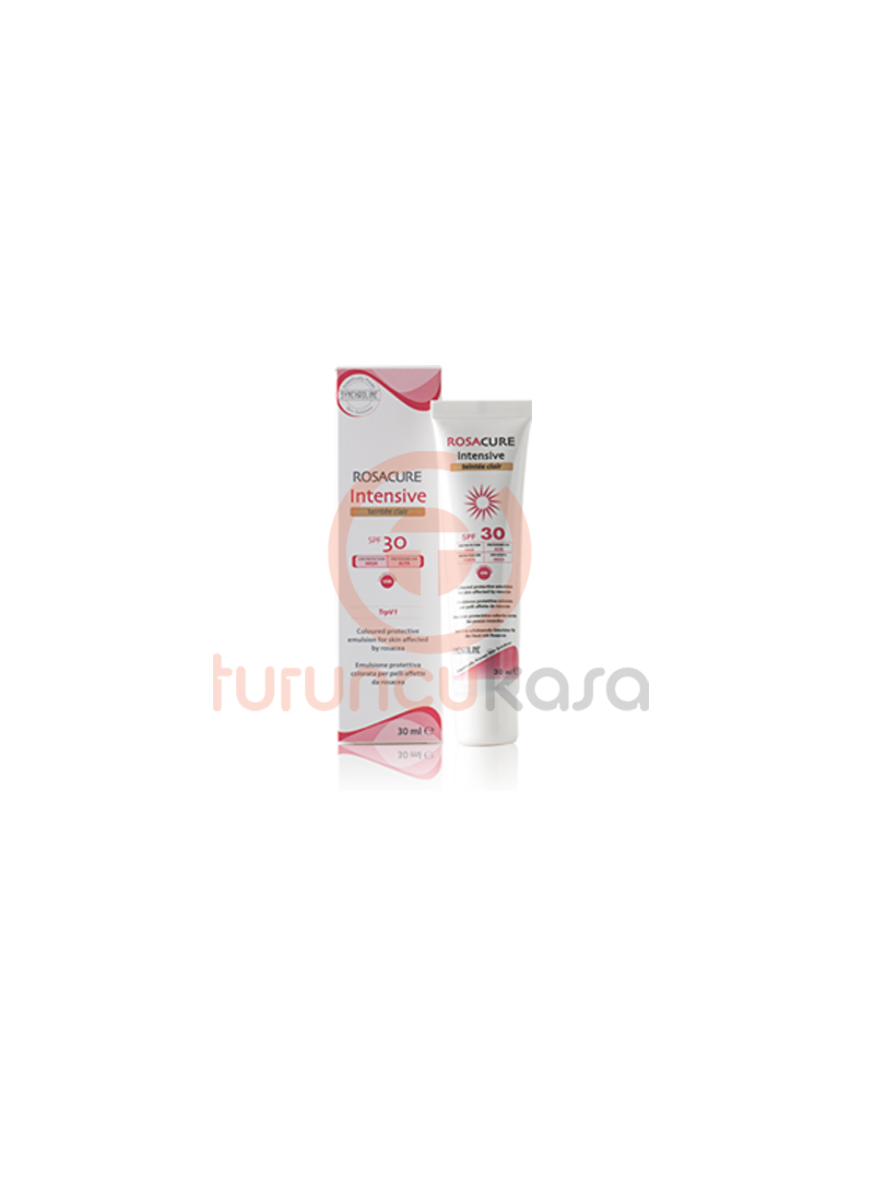 Synchroline Rosacure İntensive Cream SPF30 30ml Teintee Clair