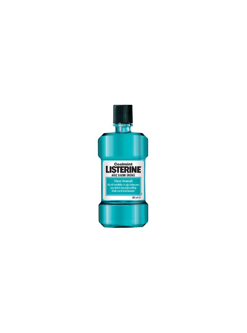 Listerine Cool Mint Nane Aromalı 500 ml Gargara