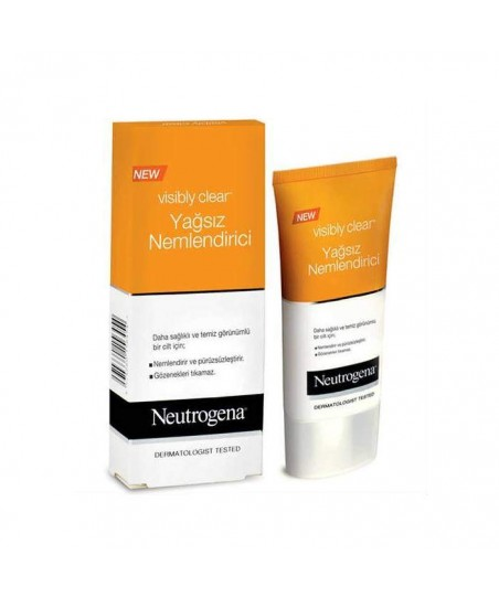 Neutrogena Visibly Clear Yağsız Nemlendirici 50ml