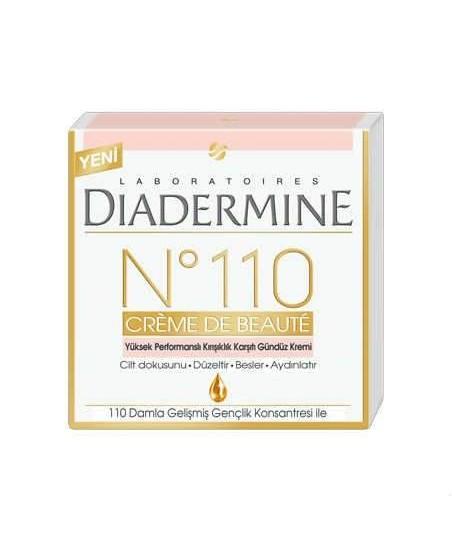 Diadermine N°110 Creme de Beaute Gündüz Kremi 50 ml