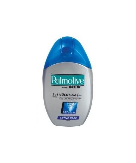 Palmolive Formen 2'si 1 Vücut ve Saç İçin Duş Jeli 250 ml