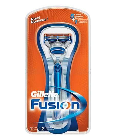 Gillette Fusion Tıraş Makinesi + 2 Yedek Bıçak