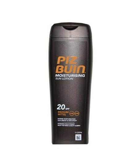 Piz Buin Moisturising Nemlendirici Güneş Losyonu SPF 20 200 ml