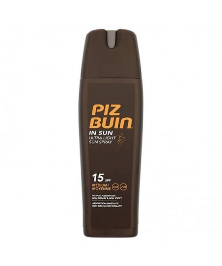 Piz Buin Ultra Hafif Güneş Spreyi SPF 15 200 ml