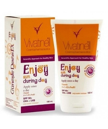 Enjoy Sun Güneş Kremi SPF50+ 150 ml