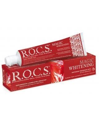 R.O.C.S Magic Whitening Beyazlatıcı Diş Macunu 60 ml