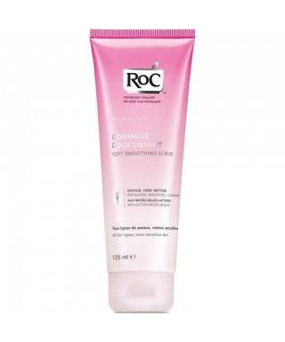 Roc Soft Smoothing Facial Scrub 125ml