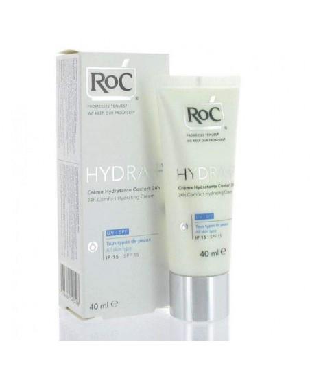 Roc Hydra +24h Comfort Nemlendirici Bakım Kremi 40ml
