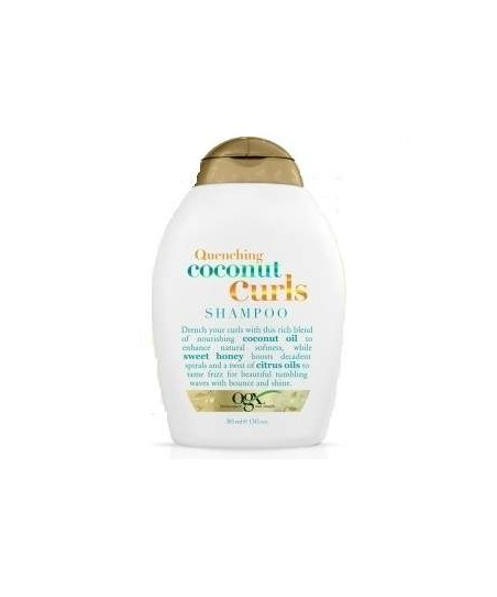 Organix Coconut Curls Nemlendirici Bukle Belirginleştirici Şampuan 385 ml
