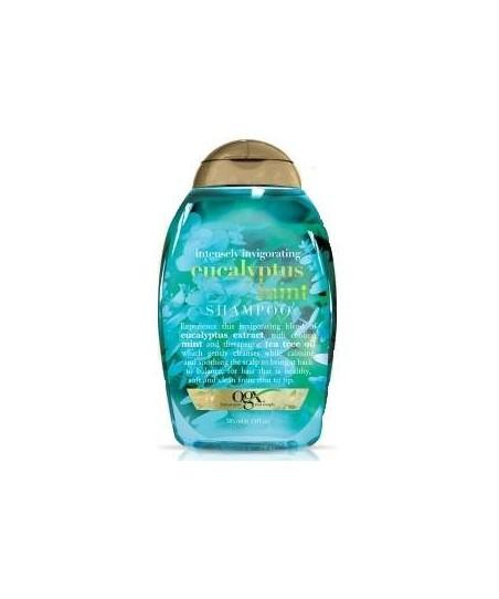 Organix Eucalyptus Mint Yağlı Saçlar İçin Okaliptus Nane Şampuan 385 ml