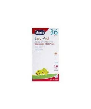 Chicco Easy Meal Kullan At Servis Altlığı 36+ay 20'li