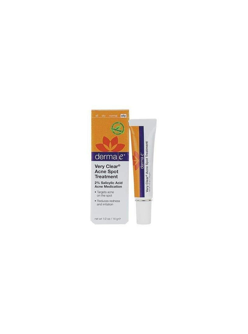 Derma E Very Clear Acne Spot Treatment 14 g - Sivilce Kurutucu