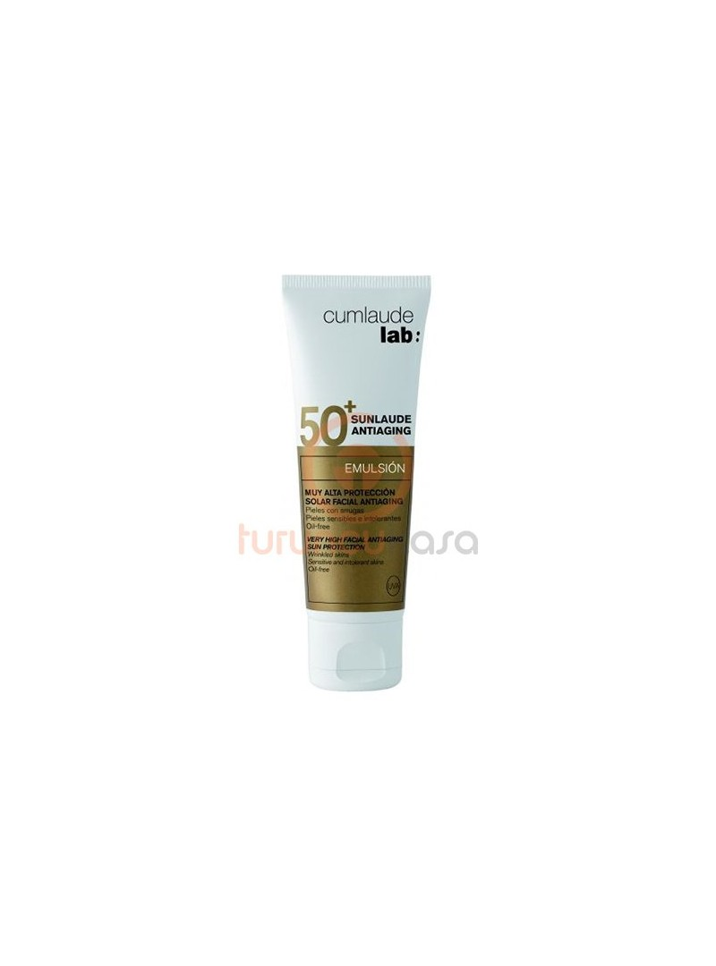 Cumlaude Lab Sunlaude Antiaging Emülsion SPF 50 50 ml