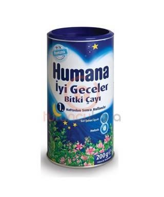 Humana İyi Geceler Bitki Çayı