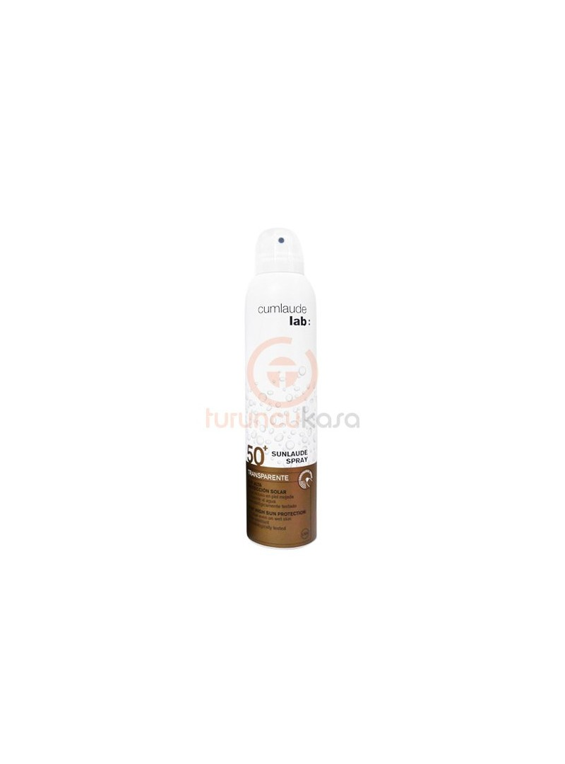 Cumlaude Lab Sunlaude SPF 50+ Transparente Spray 200ml