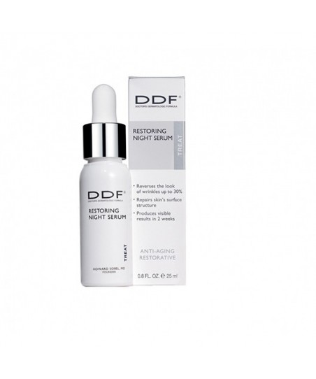 DDF Restoring Night Serum 25ml