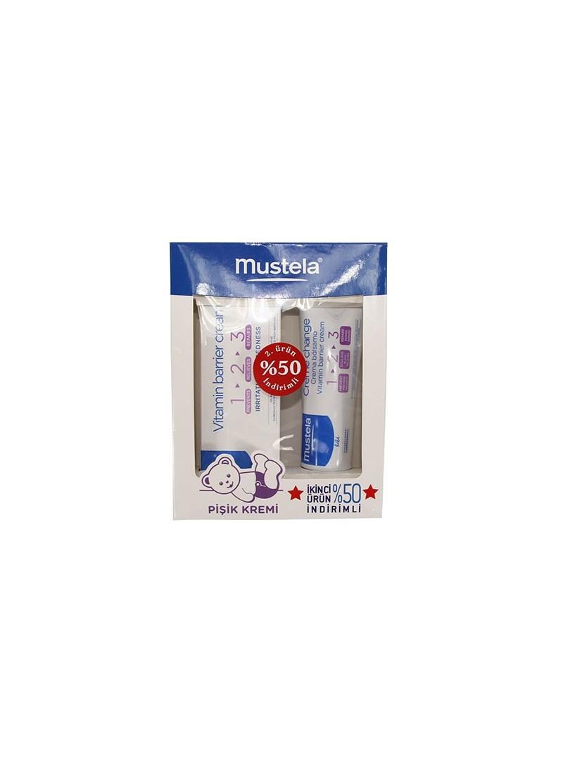 Mustela Vitamin Barrier 100ml 2.Ürün % 50 İndirimli