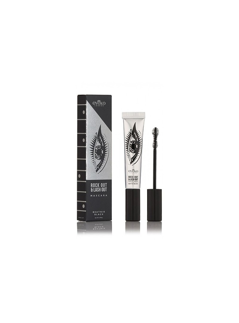 Eyeko Rock Out & Lash Out Mascara - Beatnık Black
