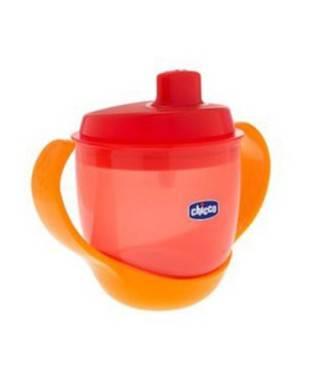 Chicco Meal Cup Mama Bardağı 12 Ay+ 180 ml Turuncu
