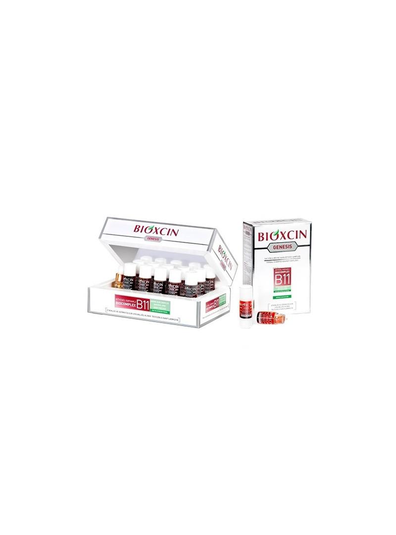 Bioxcin Genesis Serum ( Genesis Kuru Normal Şampuan HEDİYE )