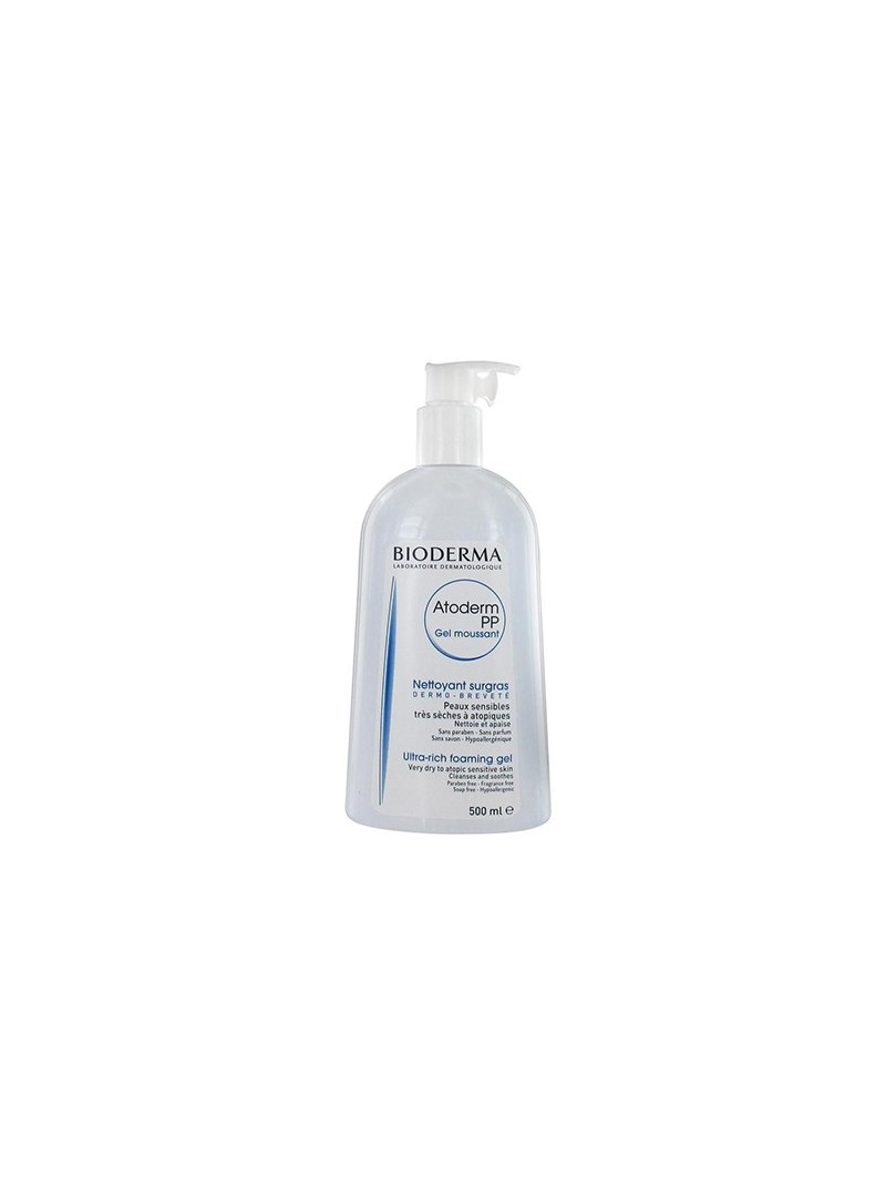 Bioderma Atoderm PP Foaming Gel 500ml