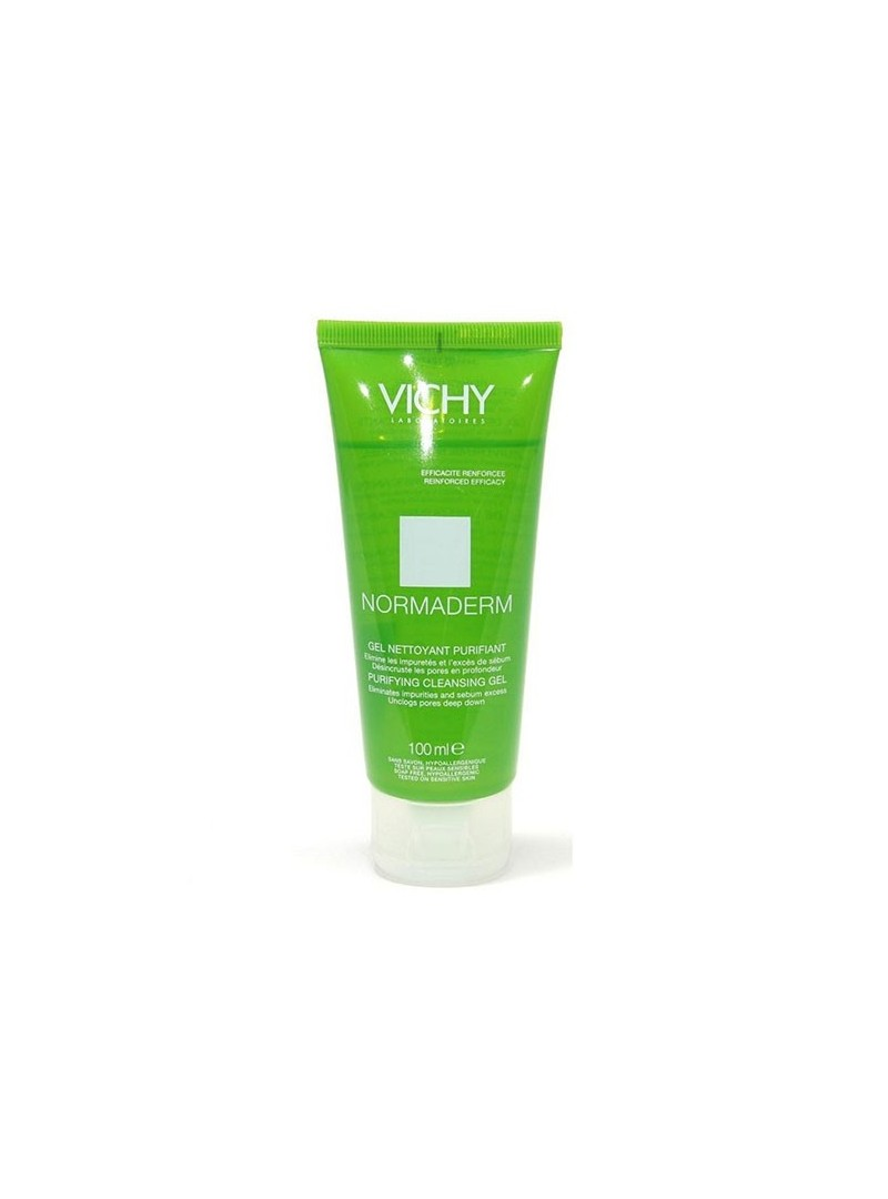 Vichy Normaderm Gel Nettoyant 100 ml