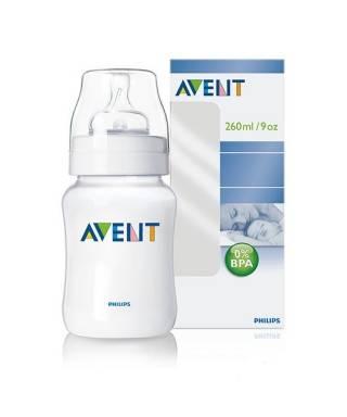 Philips Avent Biberon 260ml (PP) Tek %0 BPA SCF563/61