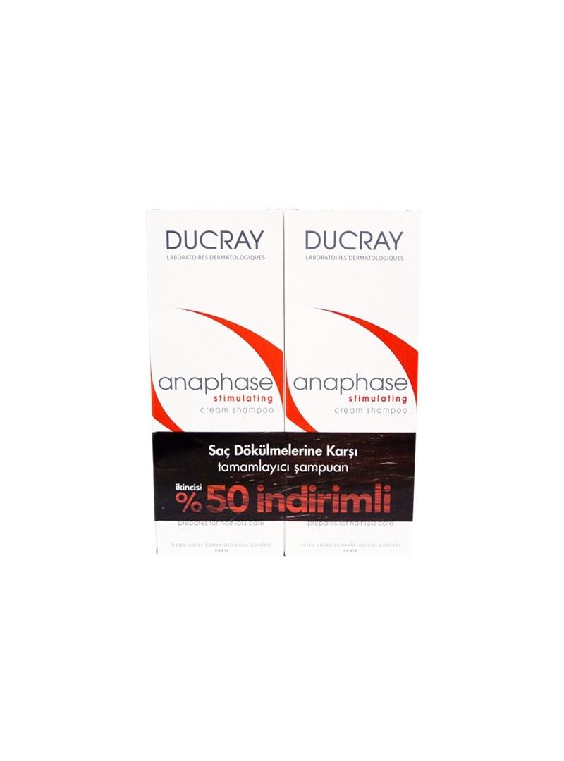 Ducray Anaphase Şampuan 2'li Paket 200ml.