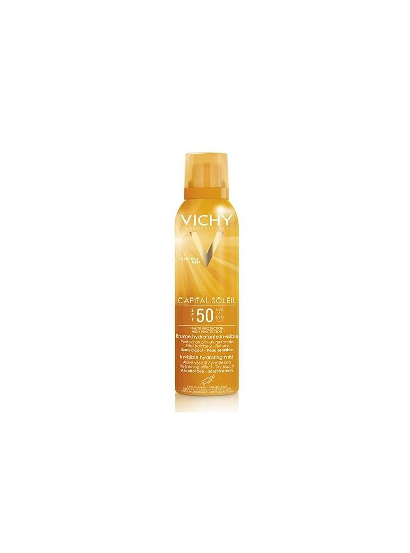 Vichy Capital Soleil Spf 50+ İnvisible Hydratante Mist 200ml