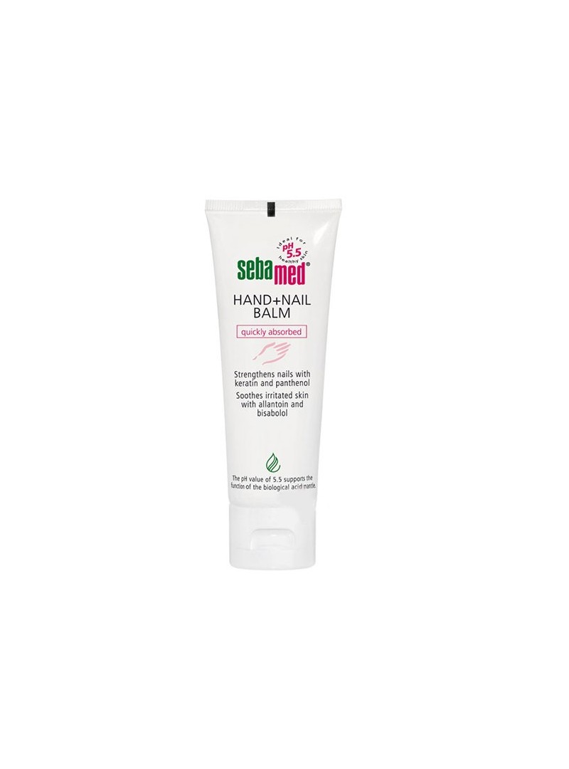 Sebamed El ve Tırnak Balsamı (Hand and Nail Balm)
