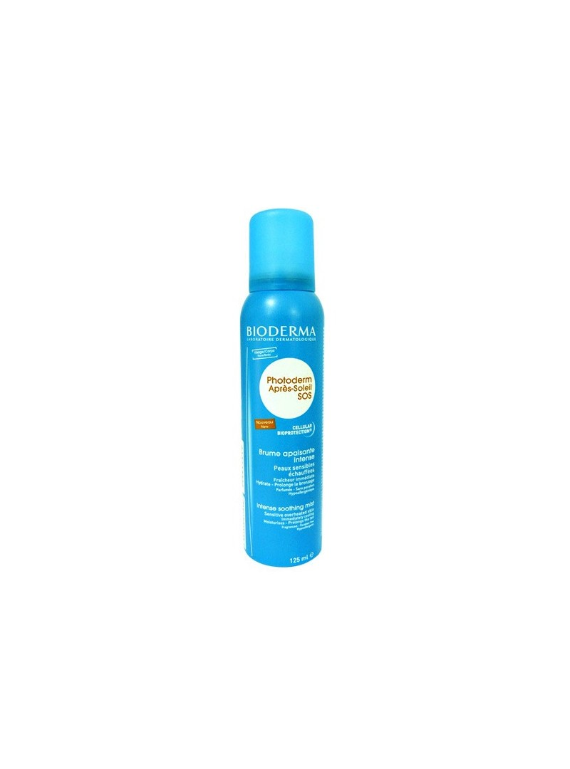 Bioderma Photoderm Apres Soleil SOS After Sun Mist 125 ml