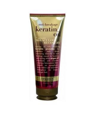 Organix Keratin Oil Kırılma Azaltıcı 3 Dakikada Mucizevi Canlandırıcı 200 ml