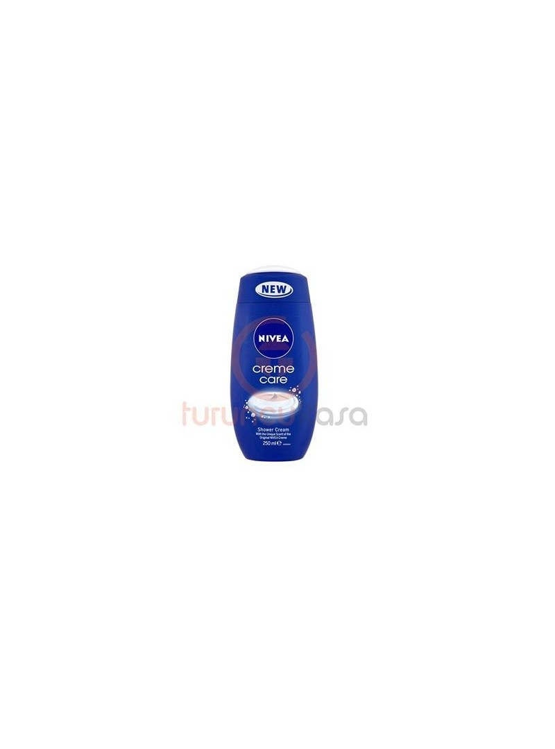 Nivea Creme Care Shower Nemlendirici İçeren Duş jeli 250 ml.