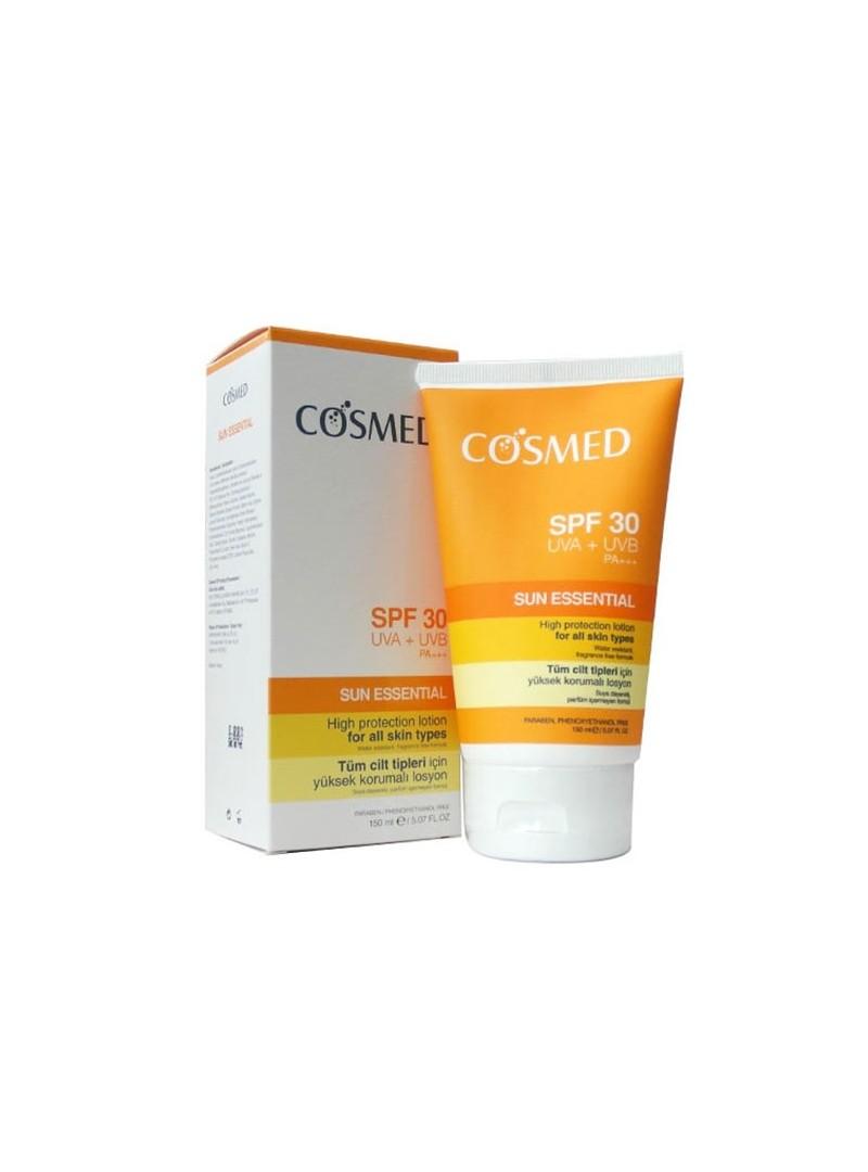 Cosmed Sun Essential Güneş Koruyucu Losyon SPF 30 150 ml