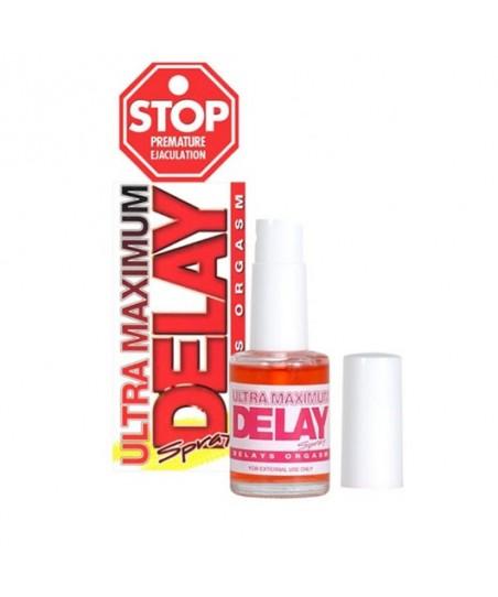 Stop Ultra Maximum Delay Sprey