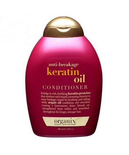 Organix Keratin Oil Kırılma Engelleyici Saç Bakım Kremi 385 ml
