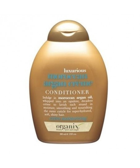 Organix Luxurious Moroccan Argan Creme Conditioner 385 ml Ekstra Nemlendirici Saç Kremi