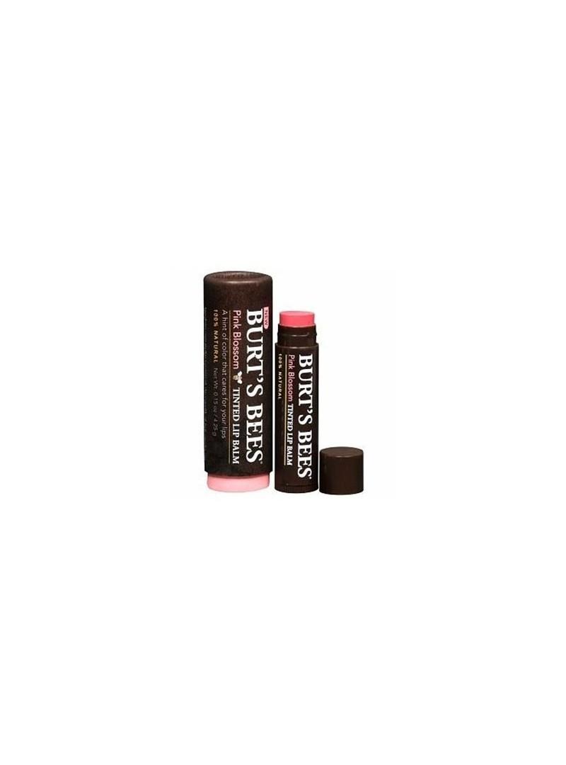Burts Bees Renkli Doğal Dudak Bakım Kremi Stick Burts Bees Tinted Lip Balm Pink