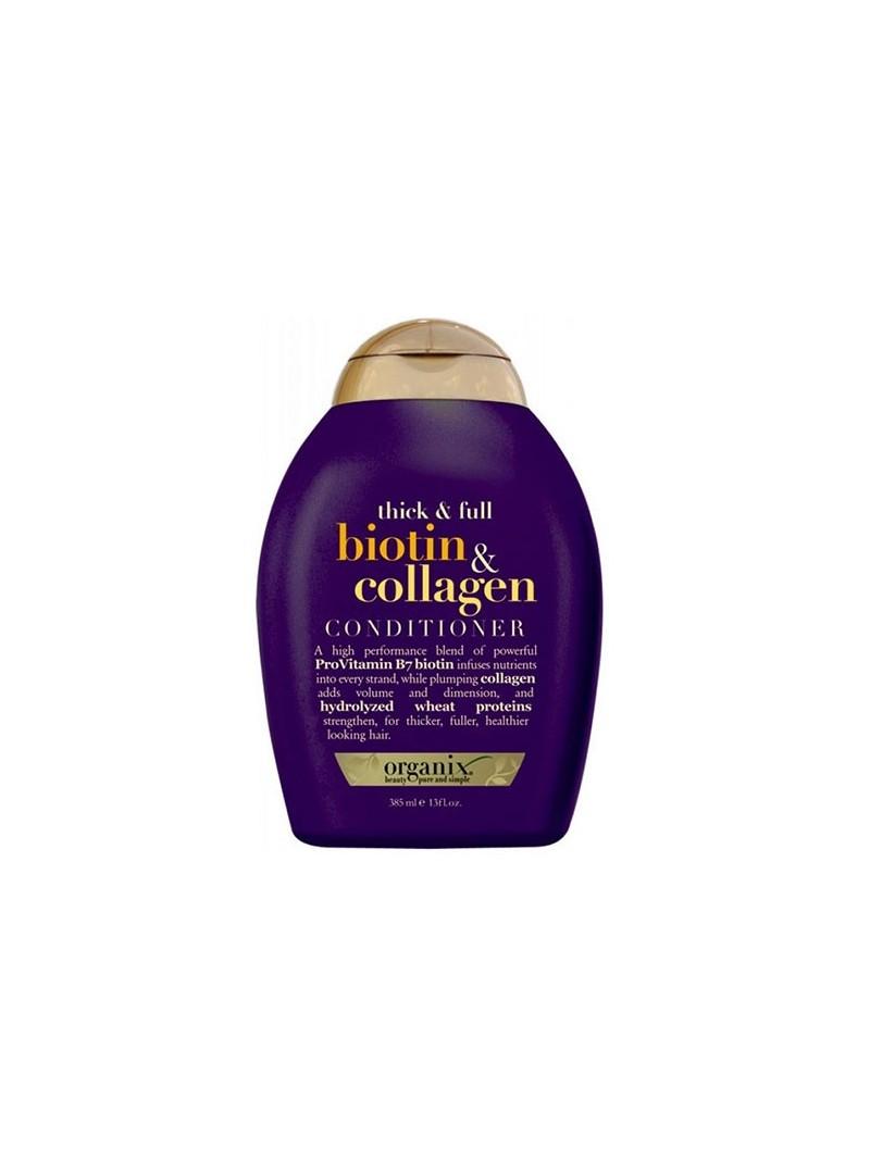 Organix Biotin & Collagen Saç Bakım Kremi 385 ml